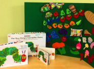 Resource Library: The Very Hungry Caterpillar