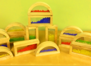 Resource Library: Color Bead Blocks